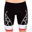 KiWAMi Spider Shorts Unisex black/red/white